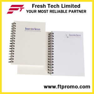 Chinese Promotional Notebook with Logo pictures & photos
