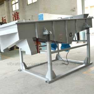 Horizontal Vibrating Sieving Machine pictures & photos