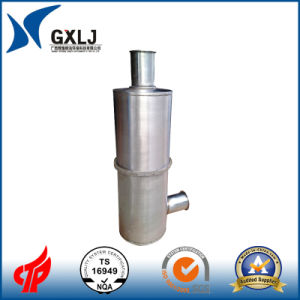 The Catalytic Muffler of Commercial Vehicle (LNG / CNG / LPG) pictures & photos
