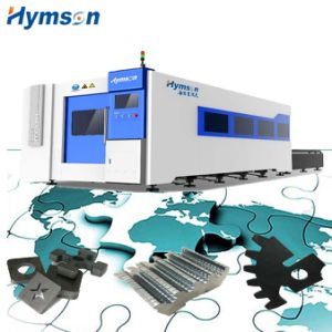 Fiber Lsaer Flat Sheet Cutting Engraing Machine pictures & photos