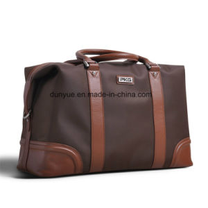 Popular Weekend Travel Hand Bag, Casual Outdoor Luggage Bag, Durable Nylon Material Trolley Bag pictures & photos