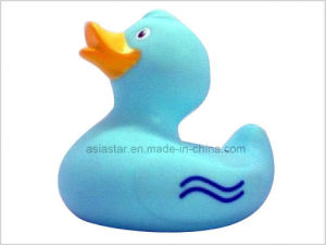 Sliver Vinyl Duck Bath Toy pictures & photos