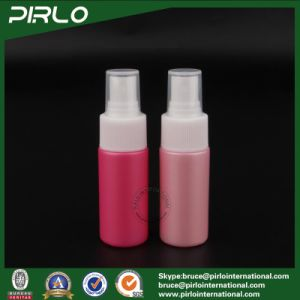30ml 1oz Pink Color Pet Plastic Refillable Cosmetic Perfume Spray Bottle pictures & photos