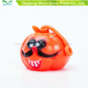 Flashing Sounding Light-up Spiky Puffer Ball Pumpkin Toys pictures & photos