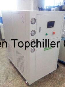 45kw SANYO Brand Compressor Water Cooled Water Chillers in Plasma Spray pictures & photos