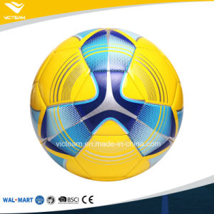 Machine-Sewing Official Size Number 5 Soccer Ball pictures & photos