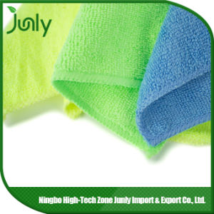 Fashion Popular Microfiber Cloth Cleaning Wipe Micro Towels pictures & photos
