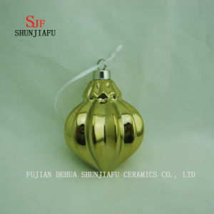 Electroplating Ceramic Origami Shape Hang on The Home/Office Decoration/B pictures & photos
