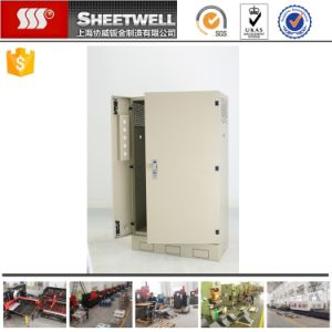 Outdoor Electric Cabinet IP54 Sheet Metal Electric Cabinet pictures & photos