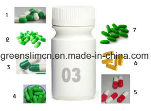 OEM Dietary Supplement Capsules and Bottles with Private Label, Logo and Brand pictures & photos