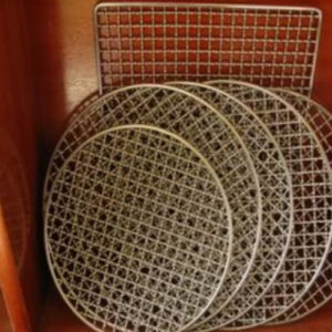 Galvanizd Steel Grille with Filter pictures & photos
