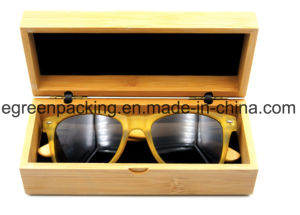 Wooden/Bamboo Sunglasses Case (W5) pictures & photos