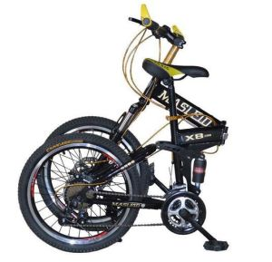 New Style High Uality Folding Bike Ly-W-0023 pictures & photos
