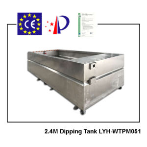 Hydrographic Printing Film Machine with Dipping Tank Lyh-Wtpm051-3 pictures & photos