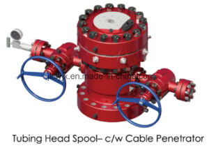 API 6A Tubing Head Spool Used in Wellhead pictures & photos