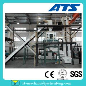 Complete Fuel Wood Sawdust Pellet Press Production Line with Ce pictures & photos