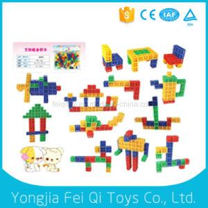 Indoor Playground Kid Toy Toy Bricks Plastic Blocks (FQ-6007) pictures & photos
