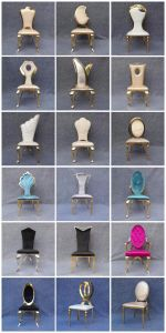 New Design Stainless Steel Chair for Receiption and Waiting Room in Saudi Arabia (YCX-SS28) pictures & photos