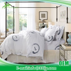 Soft Very Cheap 1000t Quilt Covers Set pictures & photos