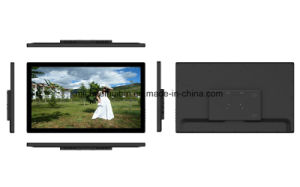 OEM Manufacturer 27inch LCD Touchscreen Wall-Mounted Network Advertising Machine (A2701T-RK3188) pictures & photos
