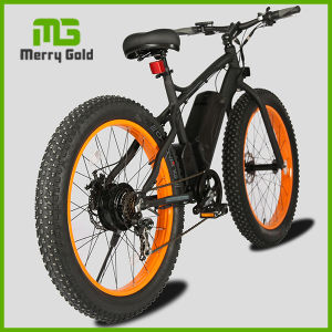2017 New 500W Fat Wheel Electric Bikes for Sale pictures & photos