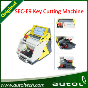 Automatic Car Key Cutting Machine High Security Locksmith Tools Sec-E9 Key Cutting Machining with Guarantee Sec E9 with Best Price pictures & photos