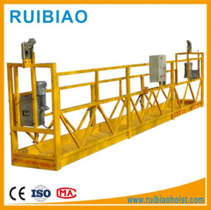 Ce Approved Zlp 630 Building Cleaning Cradle Small Lifting Platform pictures & photos