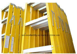 Factory Price Step Foldable Ladder pictures & photos
