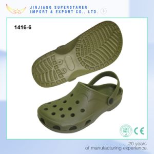 Simple Summer Design EVA Women Clogs Breathable and Durable pictures & photos
