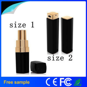 Factory Price Lipstick 2600mAh Portable Powerbank pictures & photos