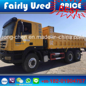 420HP Used Iveco Hongyan 6X4 Dump Truck of Iveco Truck pictures & photos