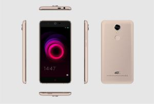 5.0 Fwvga IPS, 854 (H) X480 (W) , 2MP+5MP Camera, 2.5D Curved Screen, Android7.0, Lte 4G Smart Phone pictures & photos