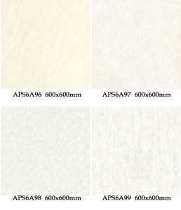 Beige Polished Porcalain Floor Tiles pictures & photos
