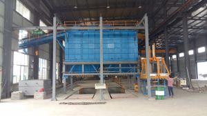 Vacuum Process Molding Line and Sand Casting Machine pictures & photos
