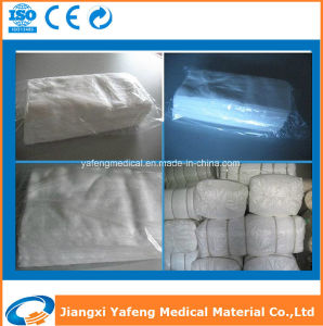 Healthcare Supplies of Cotton Zigzag Gauze Roll pictures & photos