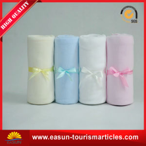 New Pattern Wholesale100%Polyester Coral Fleece Blanket Textile Products pictures & photos
