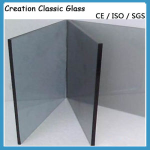 Europe Grey Color Float Glass for Building Glass/Window Glass pictures & photos