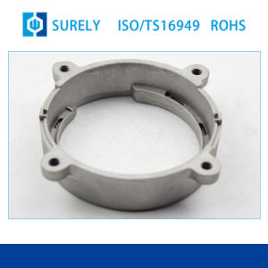 Hydraulic Pump Body High Precision Fitting Aluminum Profile Die Casting Part