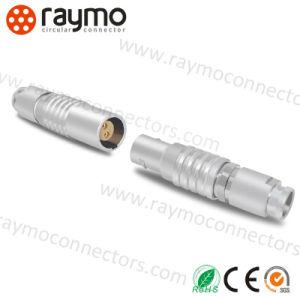 Hot Selling Black Chrome Fgg 00b 0b 10b 2b 3b Series Plug Connector pictures & photos