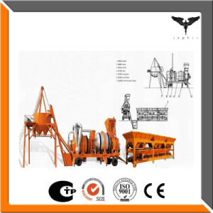 Mobile Mini Asphalt Mixing Plant pictures & photos