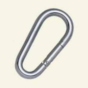 Stainless Steel Egg Type Snap Hook DIN8299 Form B pictures & photos