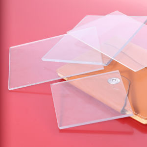 Polycarbonate Solid Sheet Sound Barrier PC Plastic Board pictures & photos