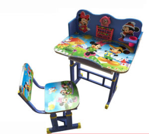 School Furniture Modern Adjustable Study Table Kids Student Desk (HX-SK006) pictures & photos