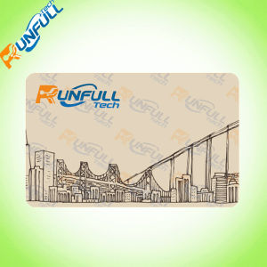 Super Quality Hot-Sale Magnetic Stripe Blank Card with Qr pictures & photos