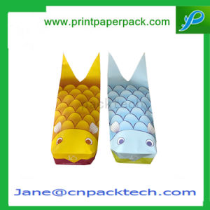 Custom Paper Cute Food Snack Confectionery Pop Corn Packaging Bag pictures & photos
