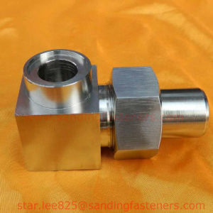 Welded Right Angle Stainless Steel 316 Pipe Fittings pictures & photos