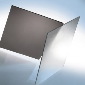 Polycarbonate 100% Bayer 4.5mm Frosted Solid Sheet for Decoration pictures & photos