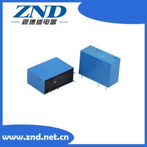 Electromagnetic Relay 14f Zdim2 10A 12V 5pin Medium Power Relay pictures & photos