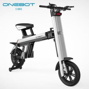 """12"""" Aluminum Alloy Mobility Electric Scooter with 2 Wheels, 30km/H, 40km Max Mileage pictures & photos"""