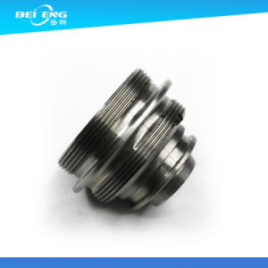 Customized CNC Tuning Machining Parts Aluminum Adapter Coupling pictures & photos